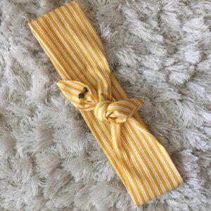 Imidžová šatka Yellow