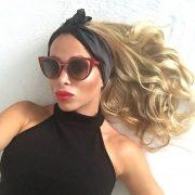 Saténová šatka do vlasov ELEGANCE by Sissque