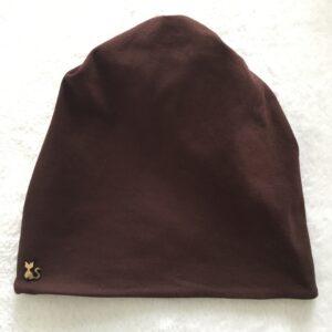 Čokoládovohnedá imidžová čiapka by Sissque